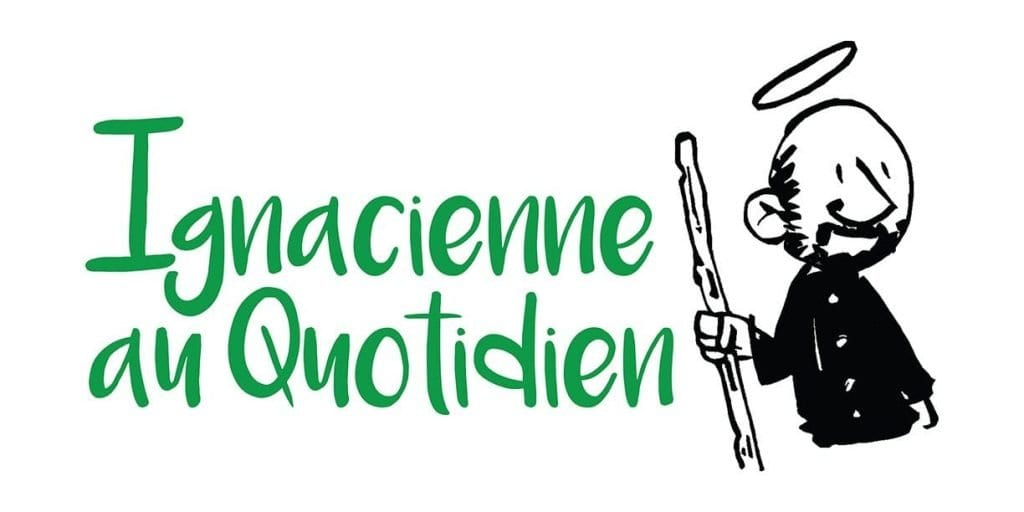 Everyday Ignatian French logo