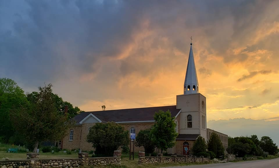 Holy Cross Church | Photo: Cindy Ominika