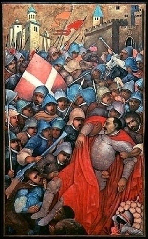 Ignatius in battle