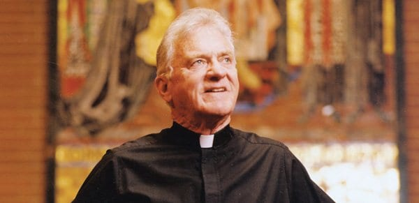 Barney Coughlin, SJ, Jesuit House Chapel, Gonzaga University