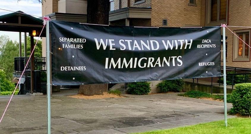 Washington State immigrants