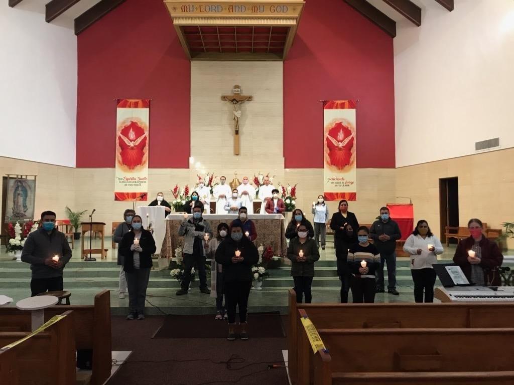 Washington State_immigrants in church